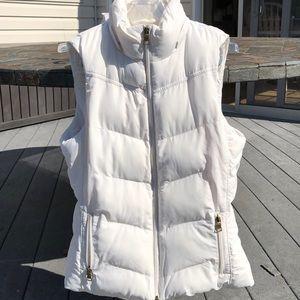 NWOT Banana Republic Fleece insulated Vest Small
